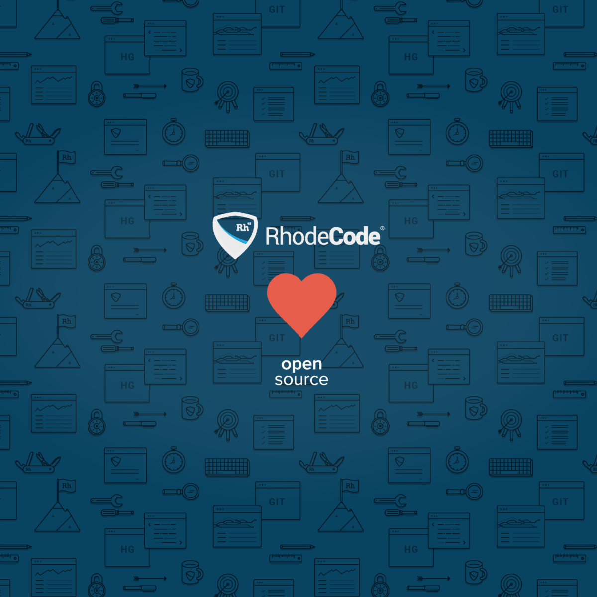 RhodeCode Goes Open Source: Unified Security for Git, SVN & Mercurial